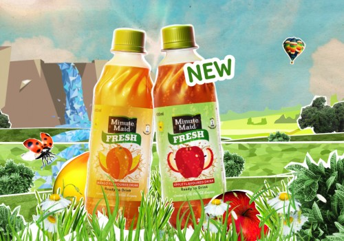 MINUTE MAID – Fresh